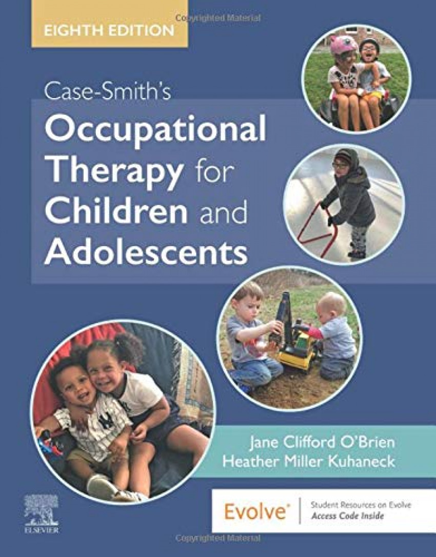 OCCUPATIONAL THERAPY FOR CHILDREN AN ADOLESCENTS