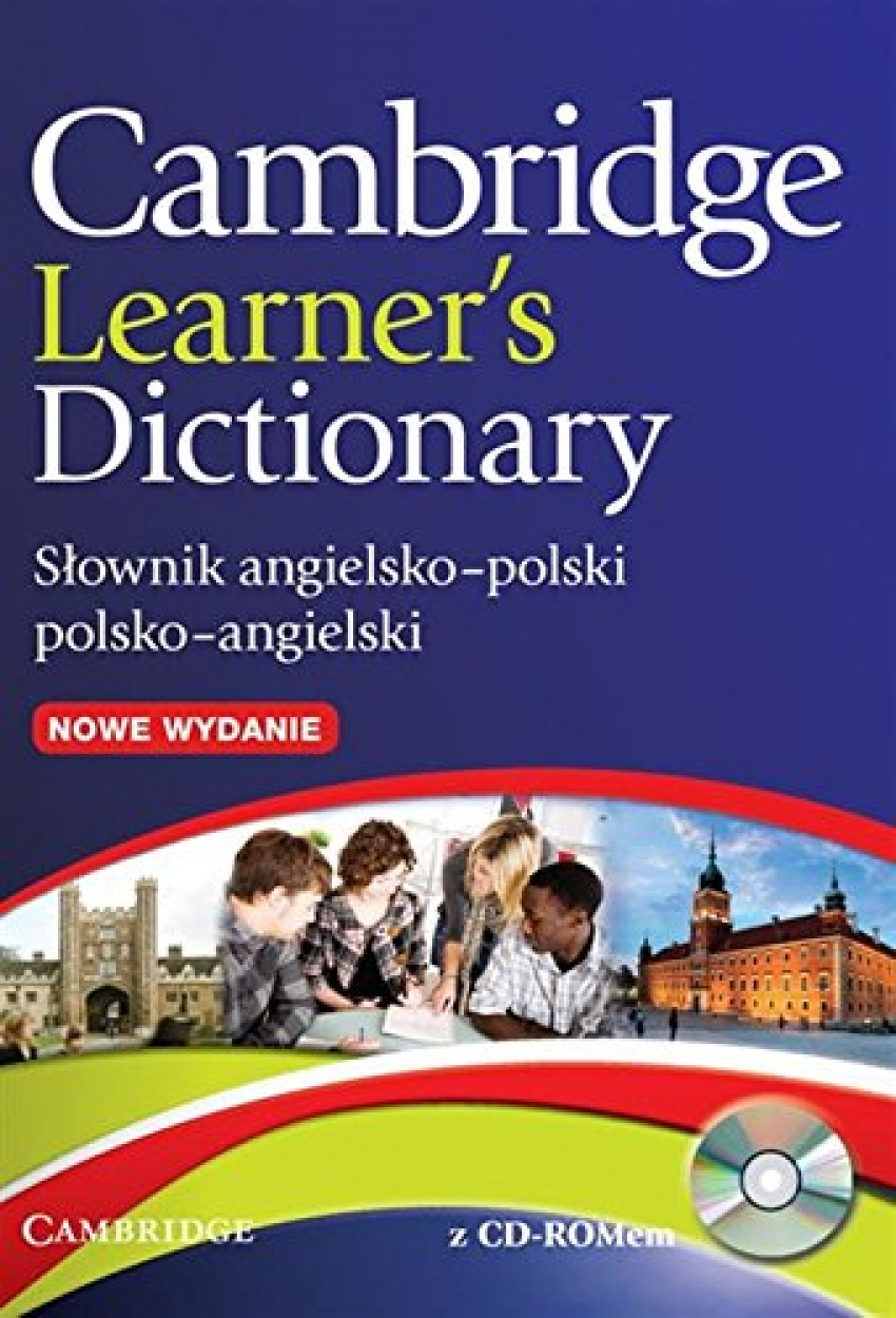 Cambridge Learner's Dictionary English-Polish with CD-ROM 2nd Edition