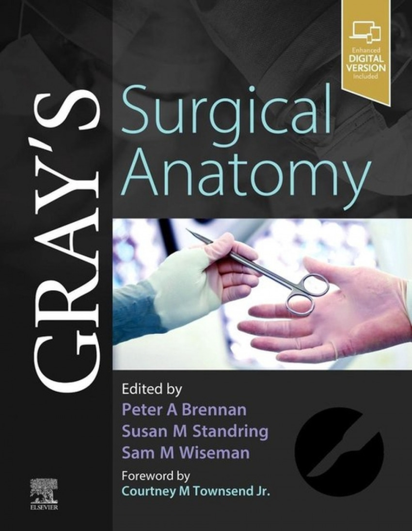 GRAY'S. SURGICAL ANATOMY