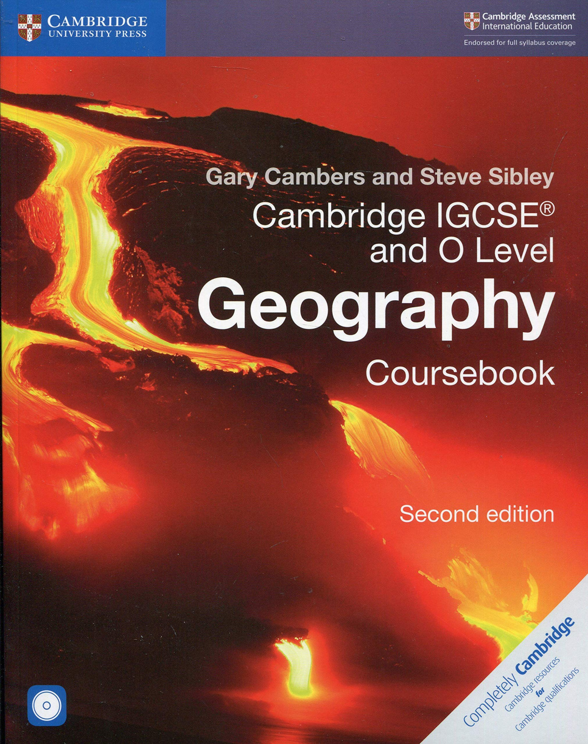 CAMB IGSE GEOGRAPHY (+CD)