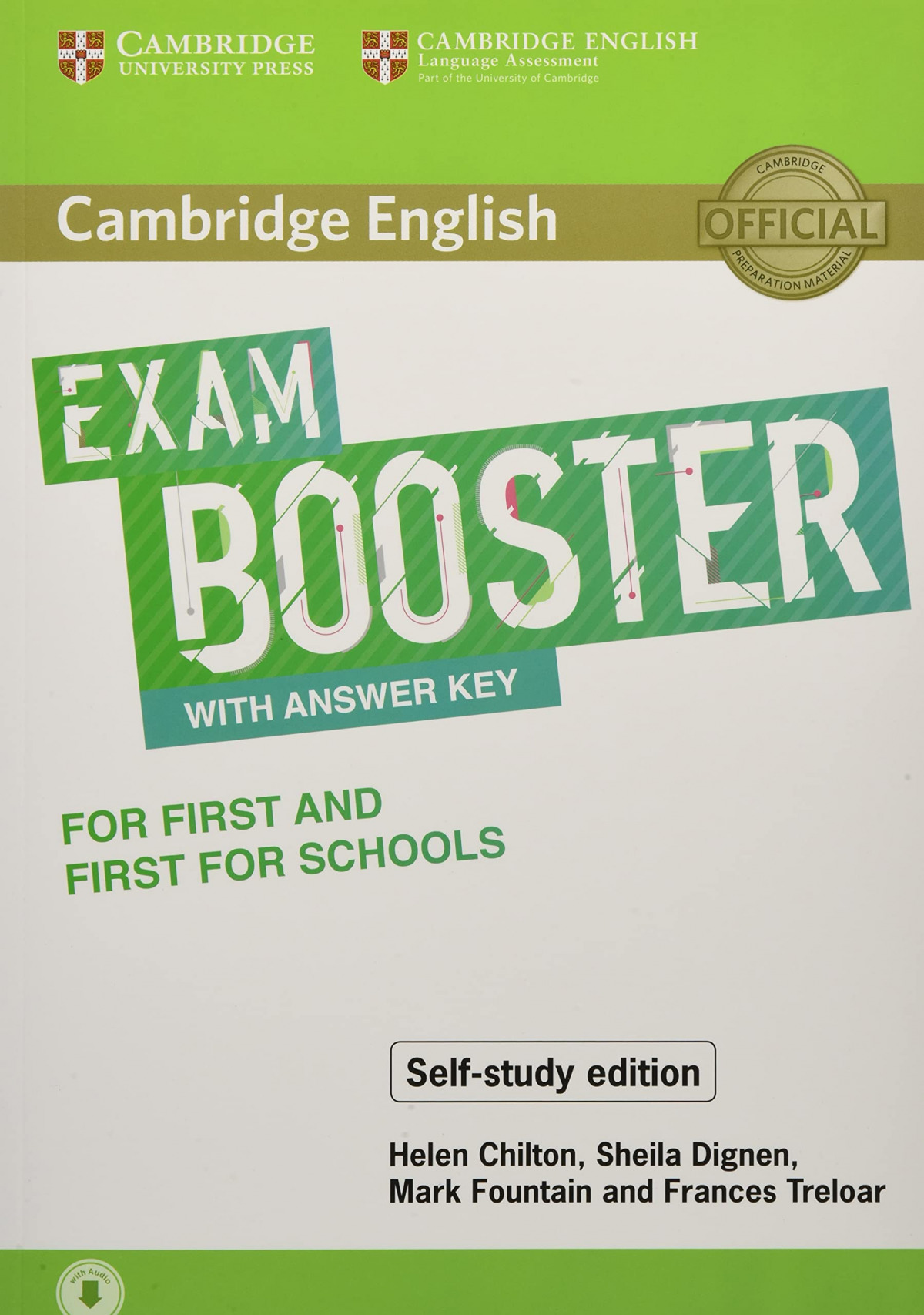 (17).EXAM BOOSTER (+ANSWER KEY) FOR FIRST AND FIRST SCHOOLS