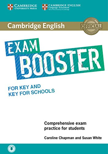 (17).EXAM BOOSTER (+ANSWER KEY)FOR KEY AND KEY FOR SCHOOLS