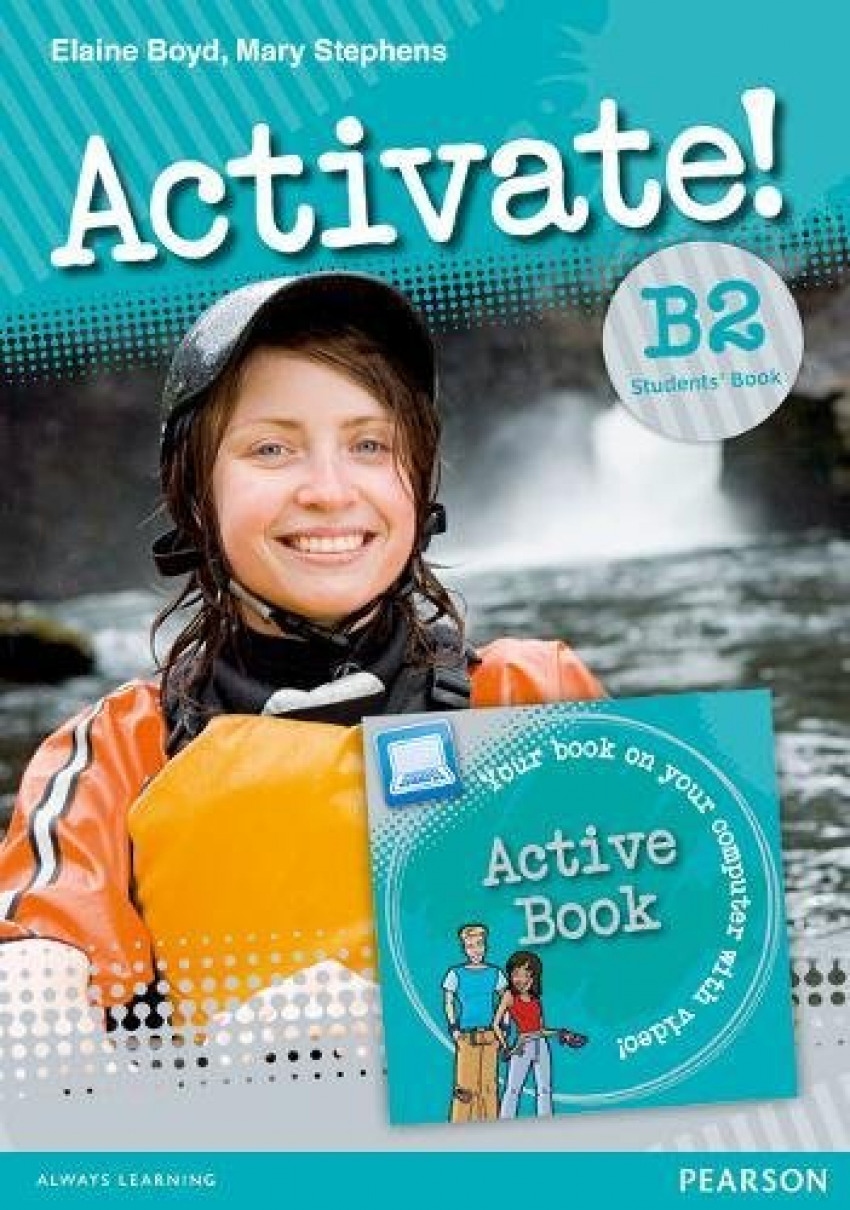 (16).ACTIVATE! B2.STUDENT+ACTIVE BOOK PACK