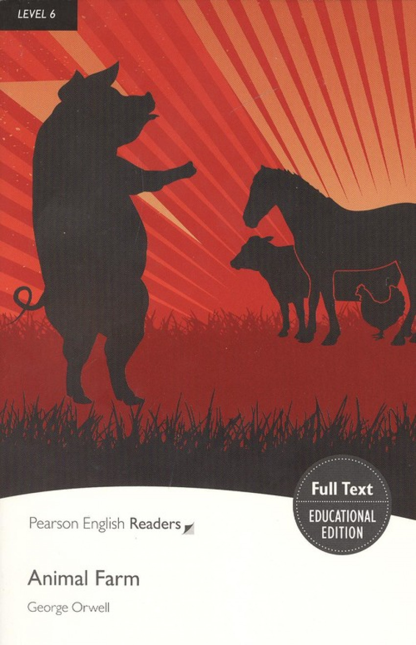 ANIMAL FARM LEVEL 6 PEARSON ENGLISH READERS