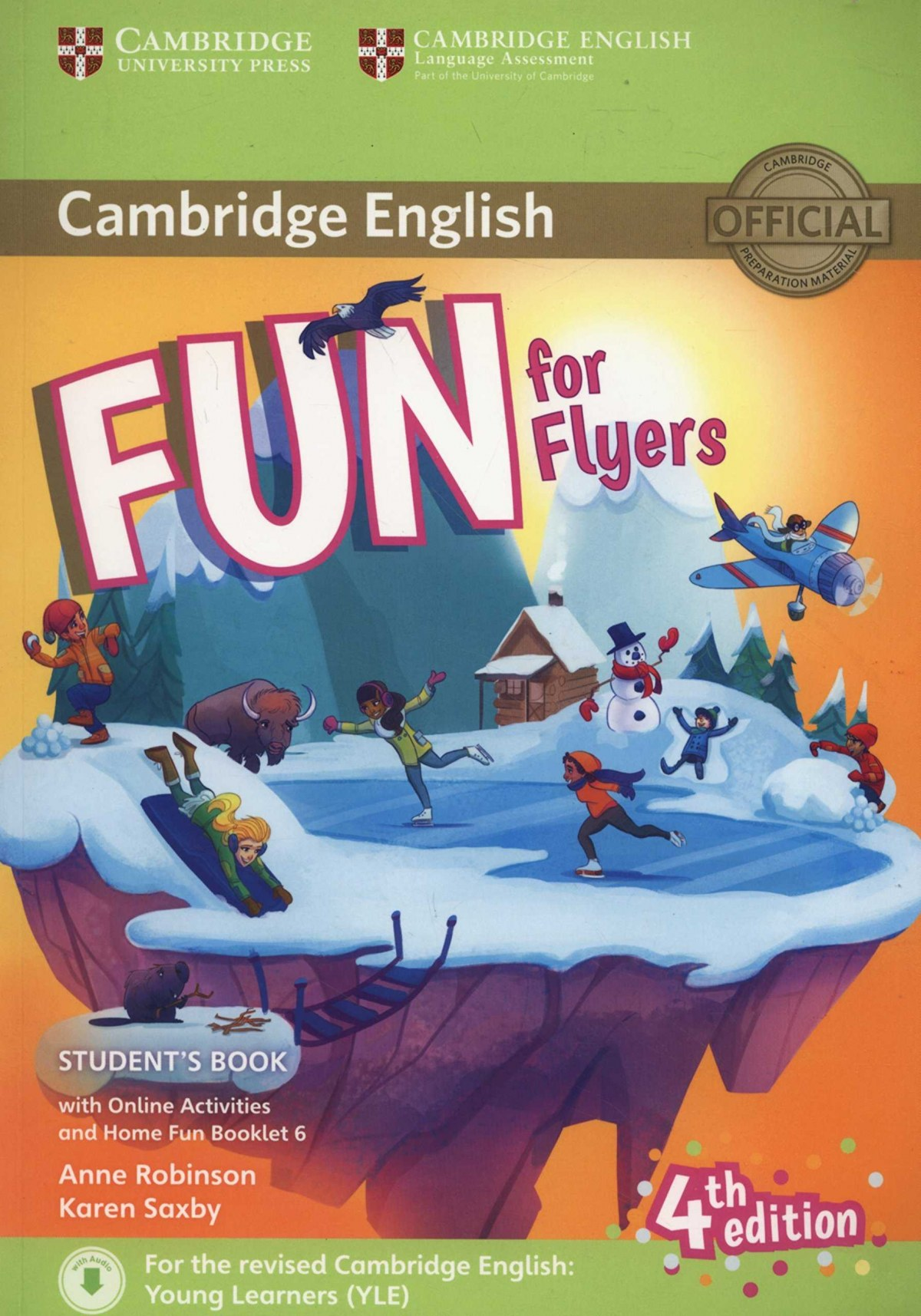 (17).FUN FOR FLYERS STUDENT'S.(4ªED)