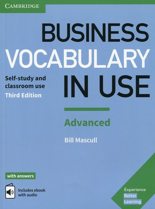 BUSINESS VOCABULARY IN USE ADVANCED.(+KEY+EBOOK AUDIO)