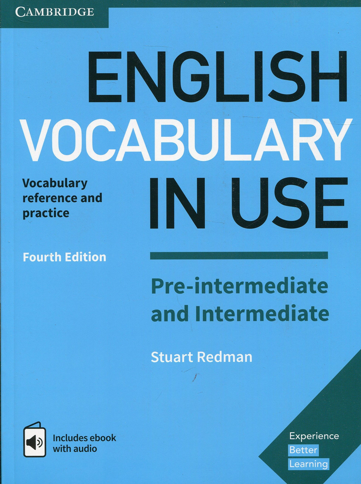 (+KEY+CD).ENG.VOCABULARY IN USE PRE-INTERMEDIATE (4ªED)