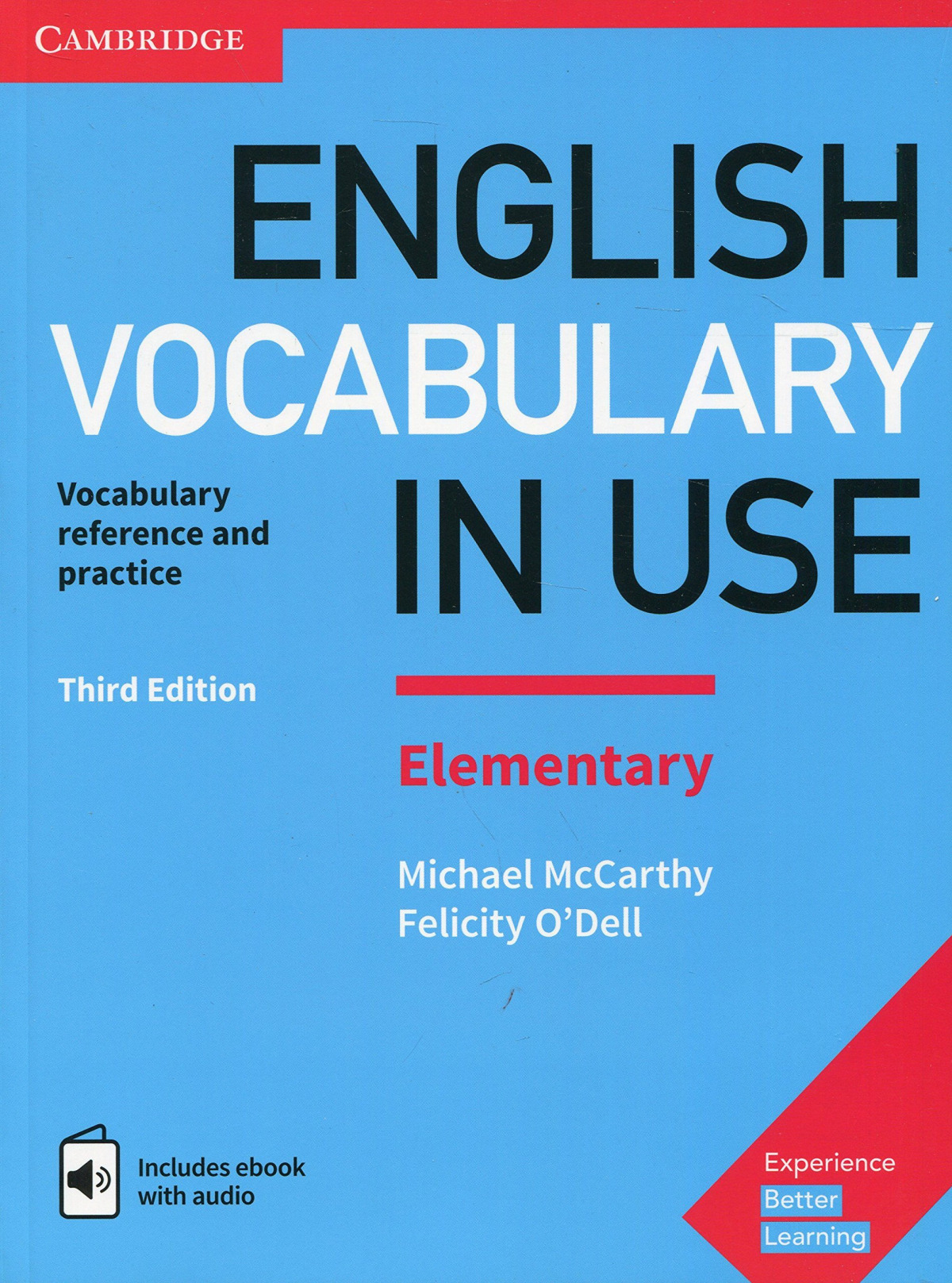 (+KEY+CD).ENG.VOCABULARY IN USE:ELEMENTARY (3ªED.)