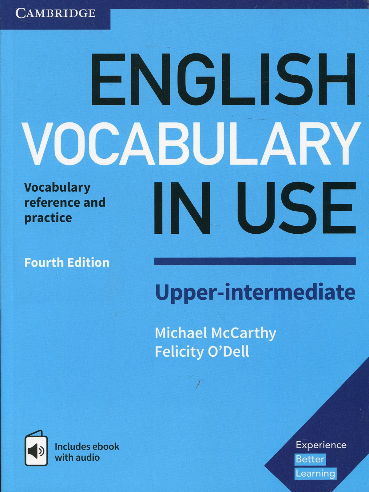 ENG.VOCABULARY IN USE:UPPER-INTE.(+WITH EBOOK)