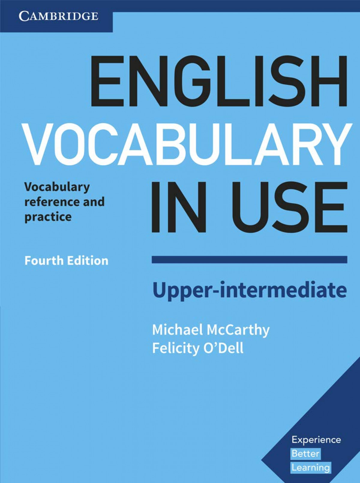 (+KEY-CD).ENG.VOCABULARY IN USE.(UPPER-INTERMEDIATE)