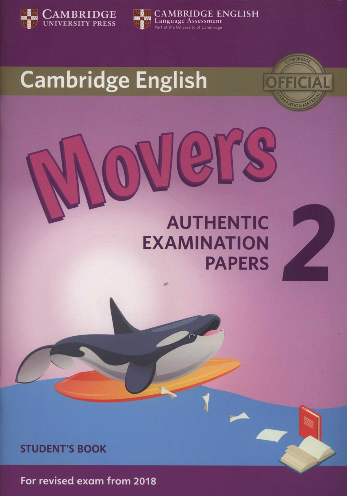 (18).MOVERS 2 STUDENTS BOOK REVISED EXAMS