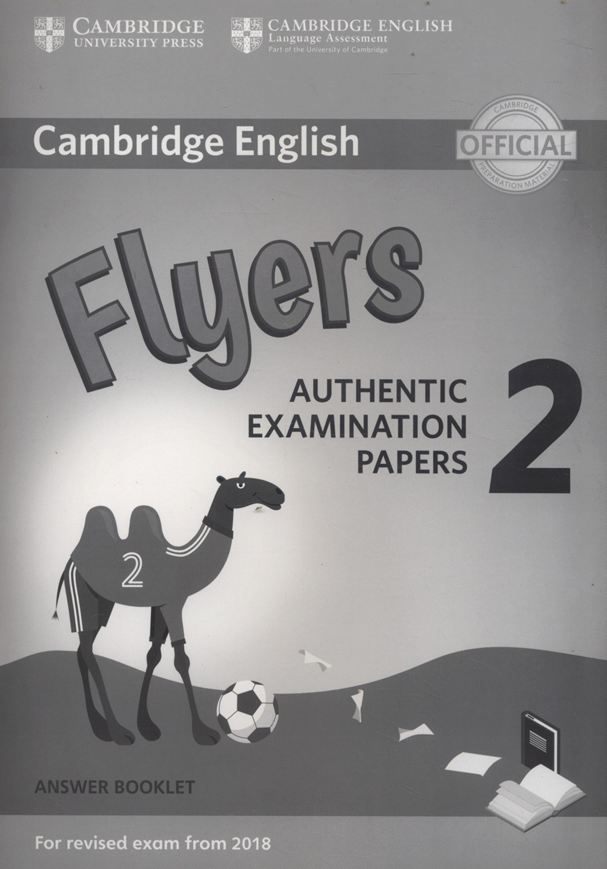 (18).CAMBRIDGE FLYERS 2 KEY.(REVISED)