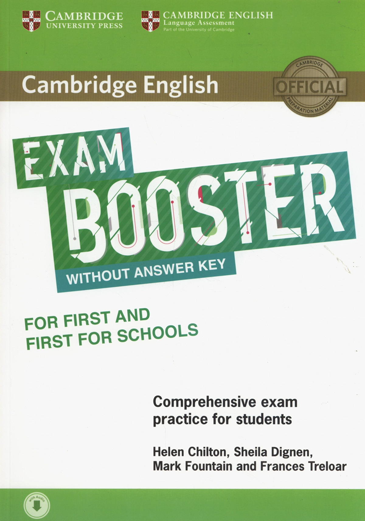 (17).CAMB.ENGLISH EXAM BOOSTER FOR FIRST AND FIRST SCHOOL
