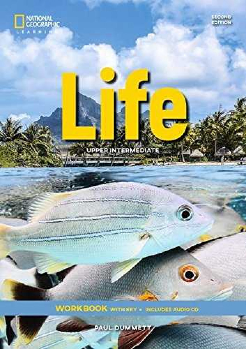 LIFE UPPER-INTERMEDIATE WORKBOOK +KEY+AUDIO CD
