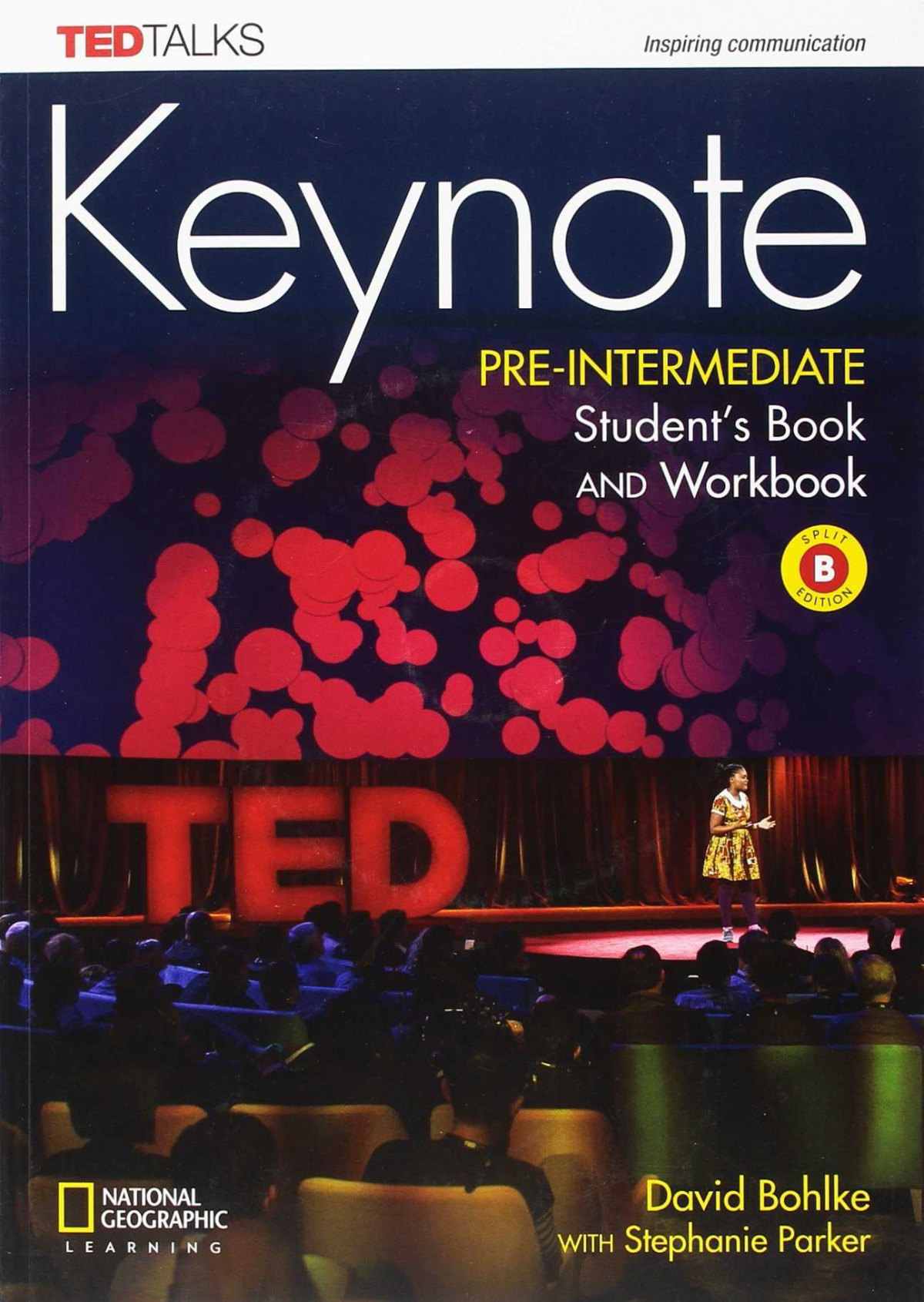 (17).KEYNOTE PRE-INTERMEDIATE B.(PACK) (ST+WB+DVD)