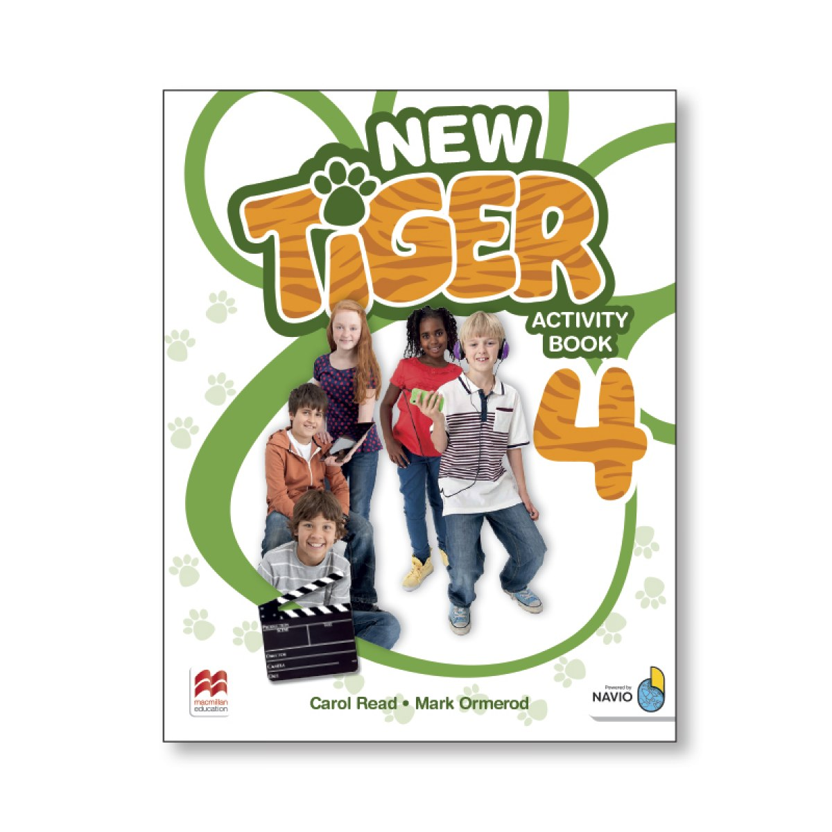 NEW TIGER 4 ACTIVITY BOOK PACK