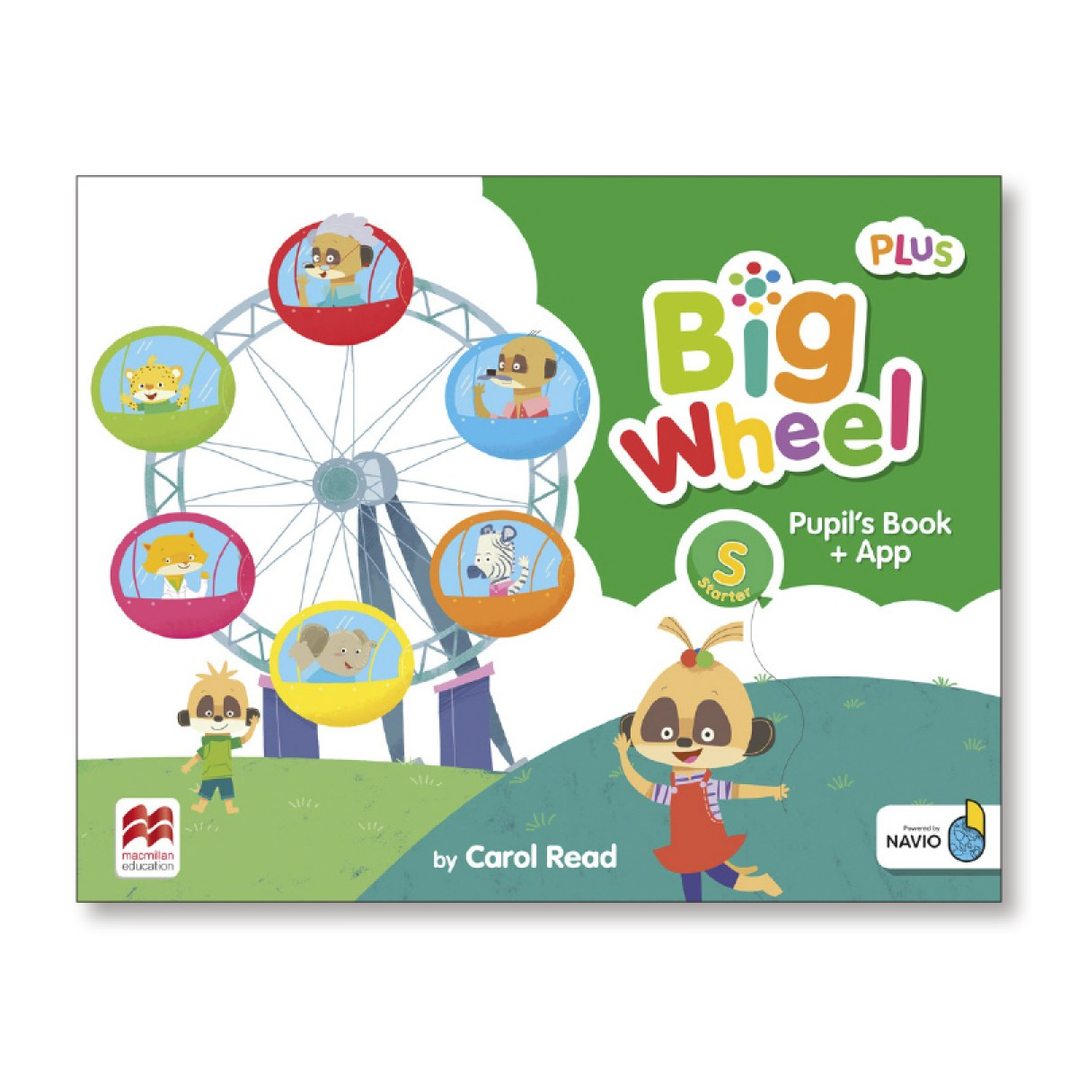 BIG WHEEL STARTER PUPIL'S BOOK PACK PLUS