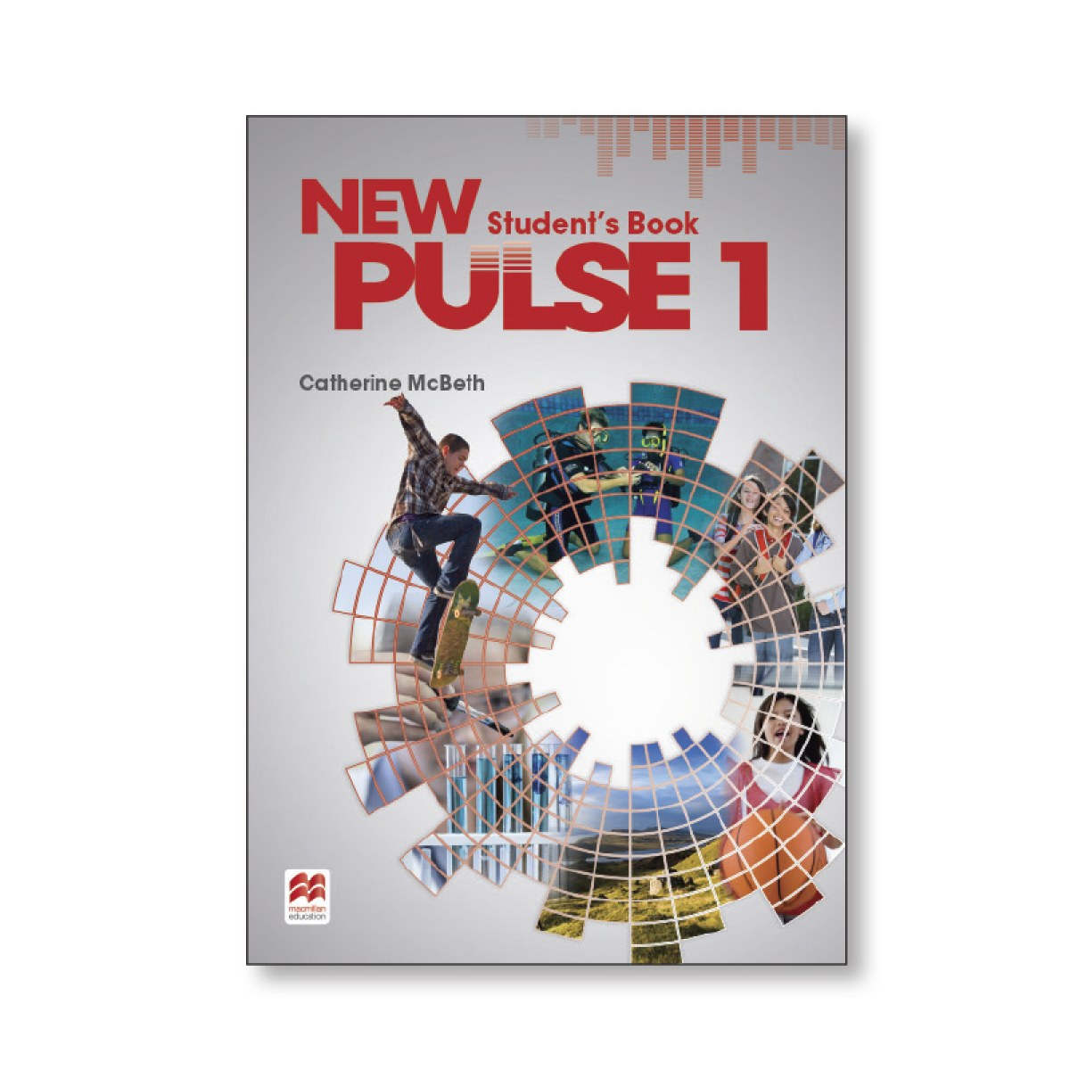 NEW PULSE 1 STUDENTS BOOK PACK 2019