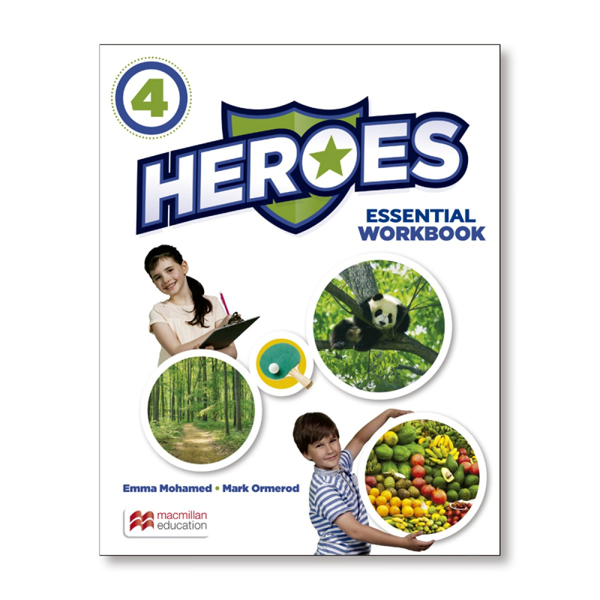 HEROES 4 ACTIVITY PACK ESSENTIALS
