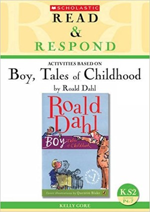 Activities based on Boy, tales of Childhood