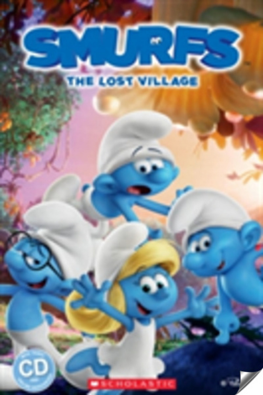 SMURFS.THE LOST VILLAGE LEVEL 3 (+CD) (POPCORN ELT)