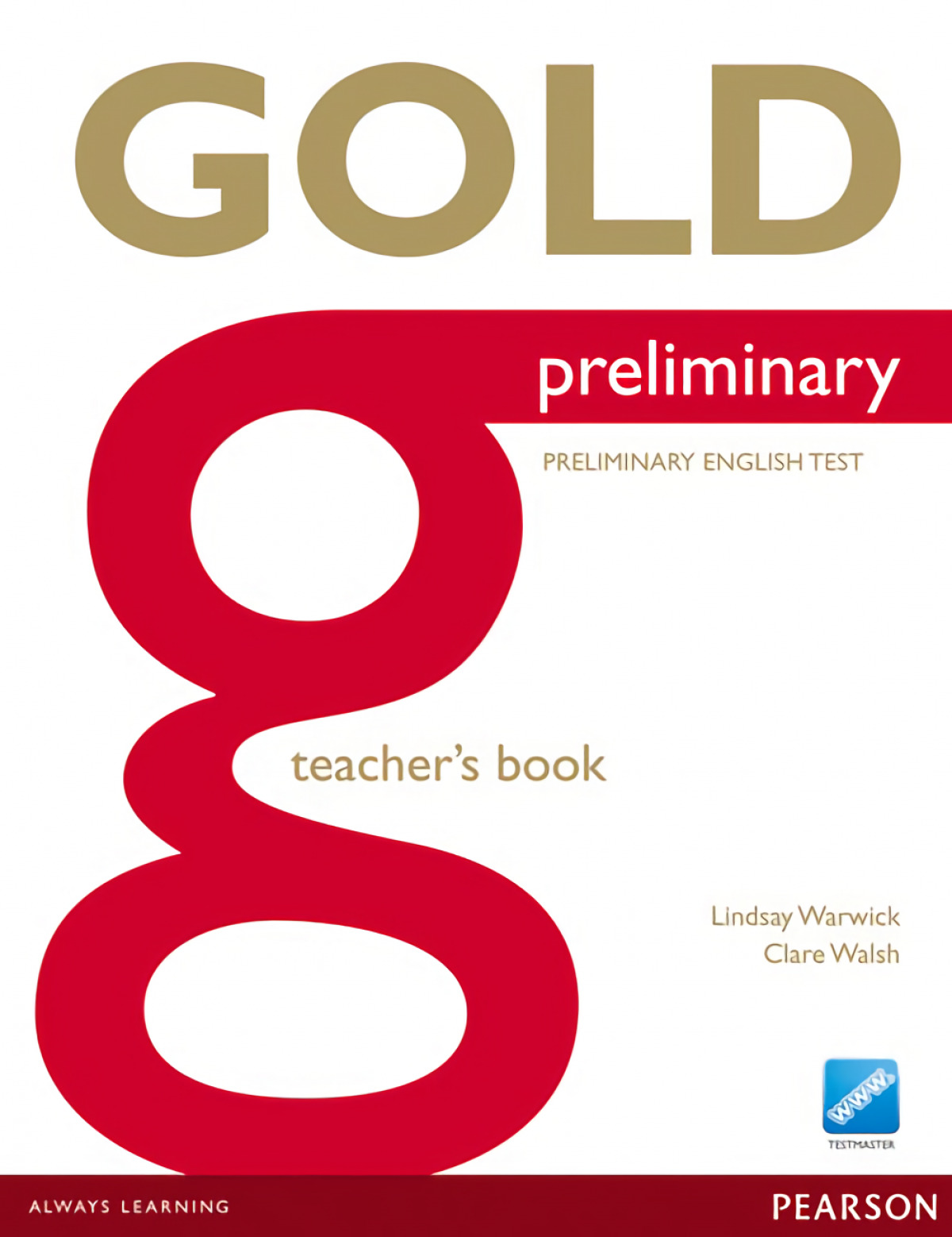 (TCH).GOLD PRELIMINARY.(TEACHER´S BOOK)