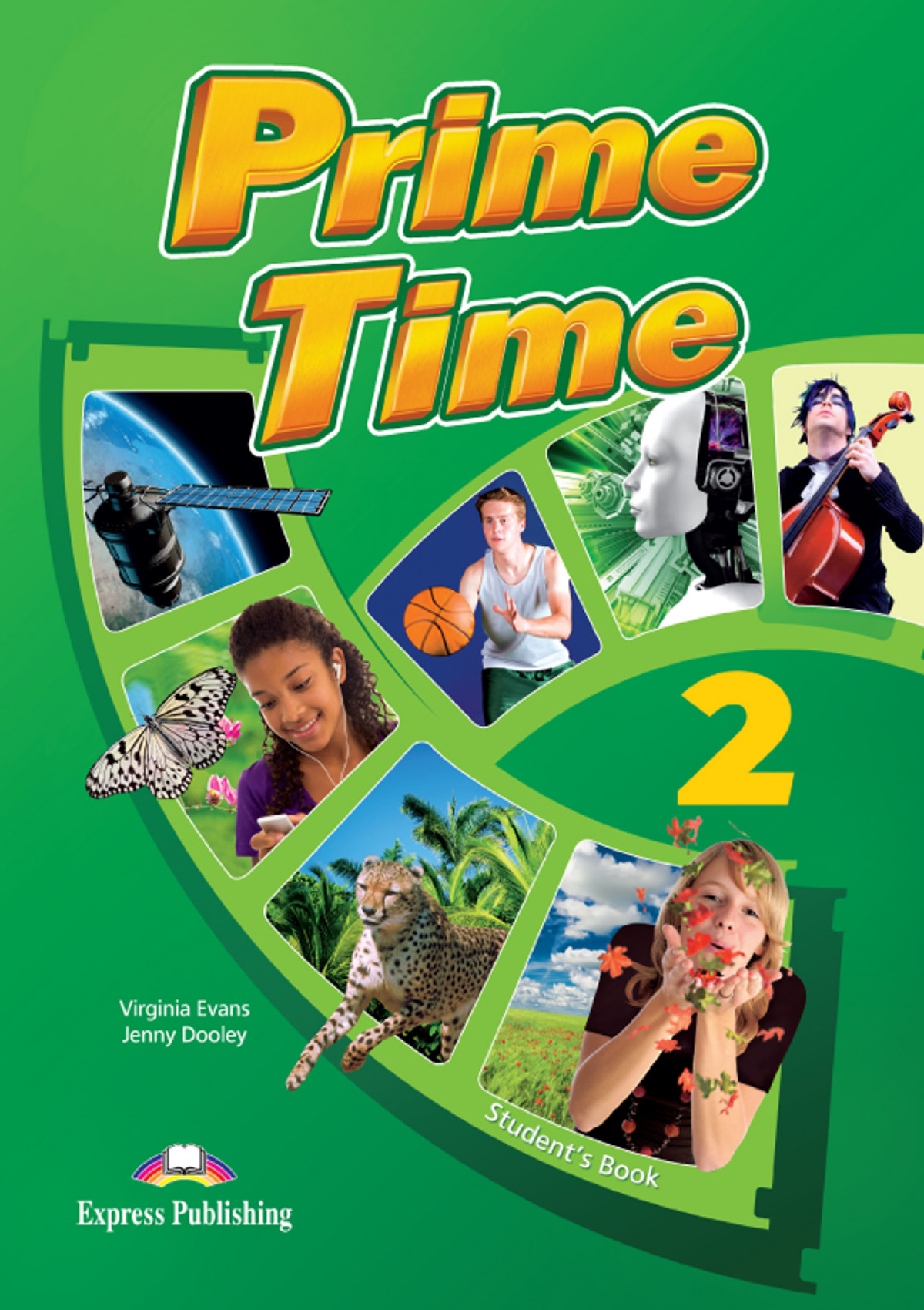 PRIME TIME 2.(STUDENT´S BOOK)