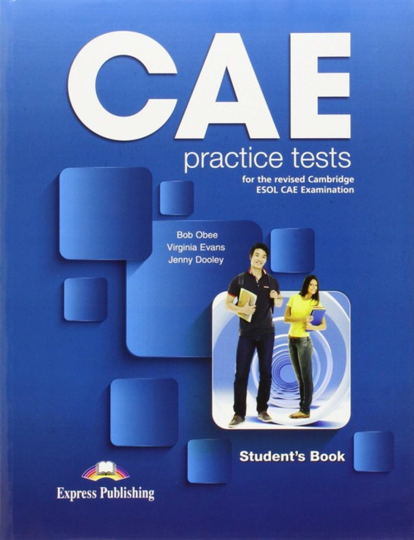 CAE PRACTICE TEST STUDENTS BOOK