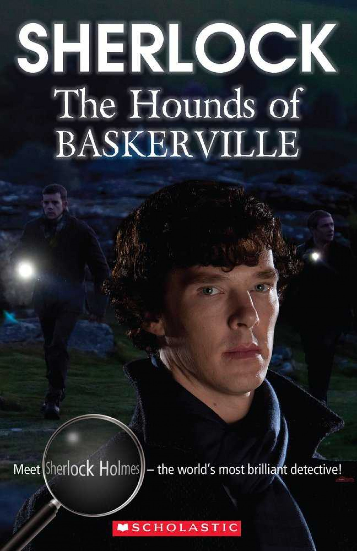 HOUNDS OF THE BASKERVILLE, THE.(B1).(READERS)