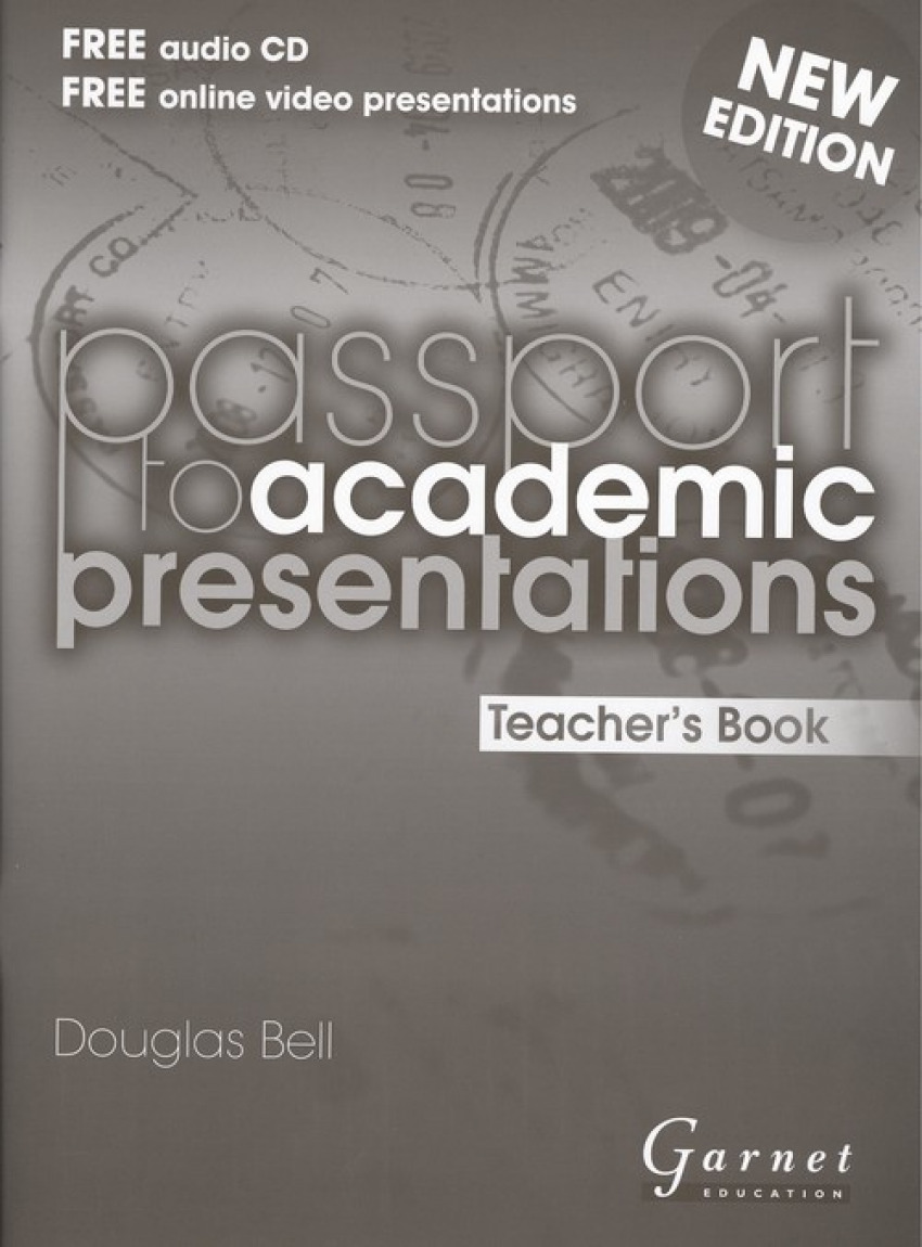 PASSPORT TO ACADEMIC PRESENTATIONS (TEACHER´S BOOK)