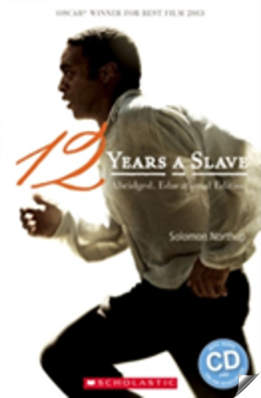 12 YEARS A SLAVE.(+CD) (LEVEL 3) READERS