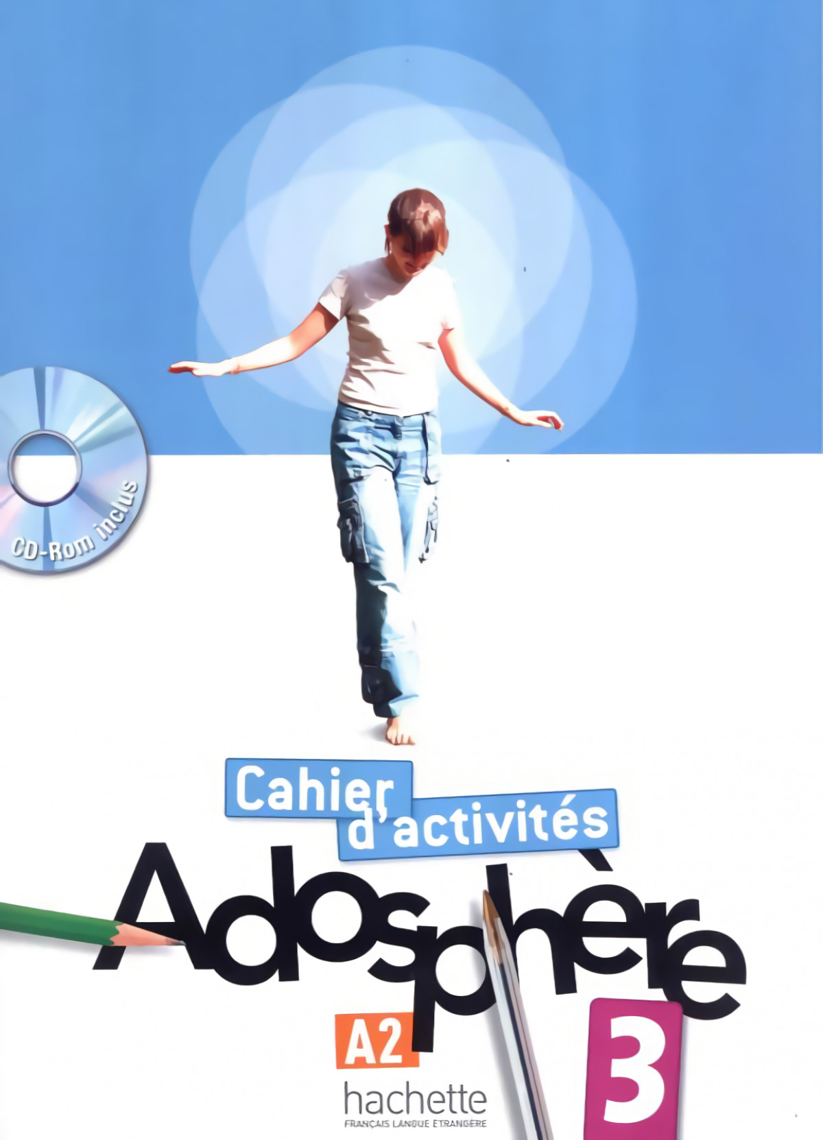 ADOSPHERE 3.(CAHIER D'ACTIVITES).(+ CD-ROM)