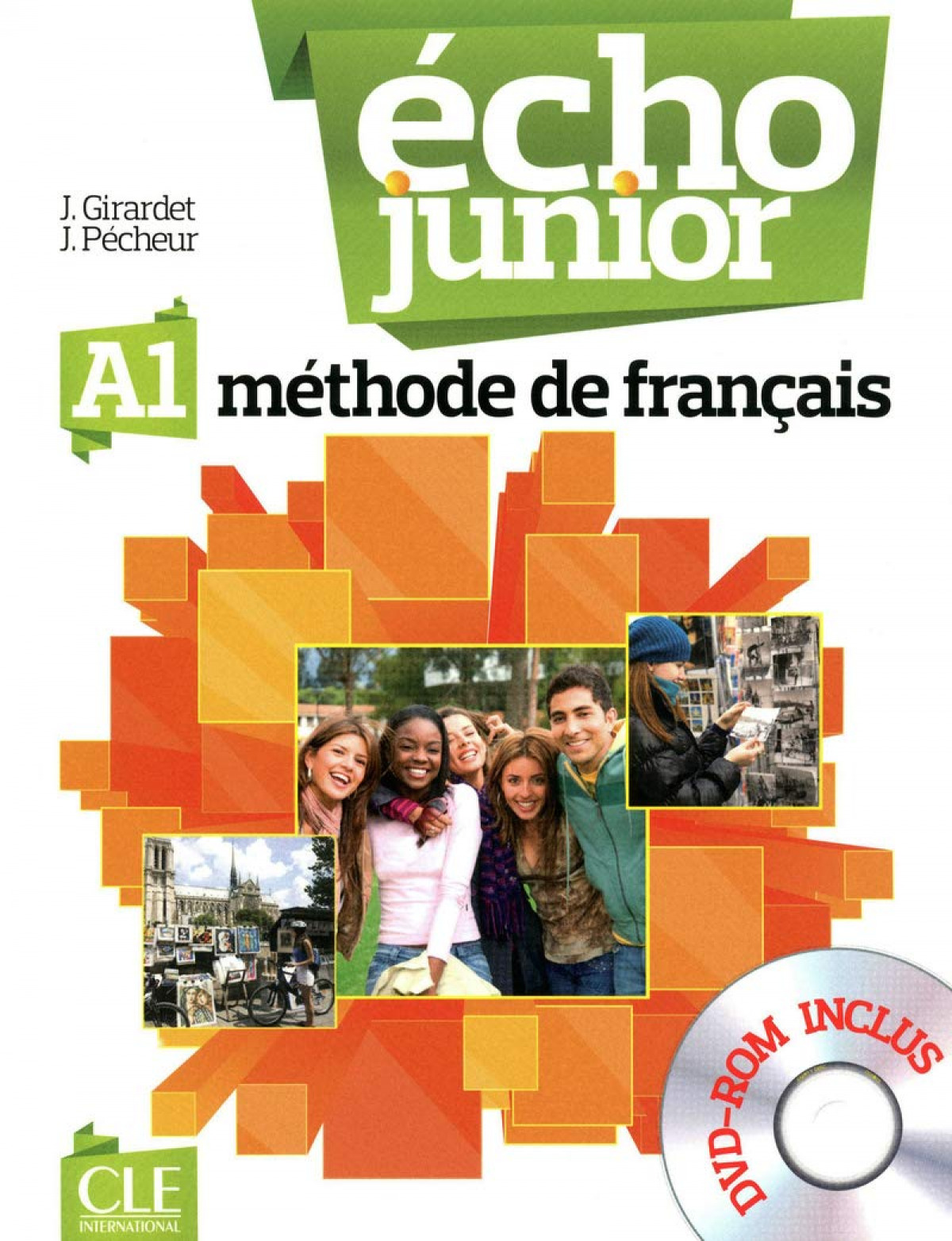 ECHO JUNIOR A1 LIVRE DE L'ELEVE