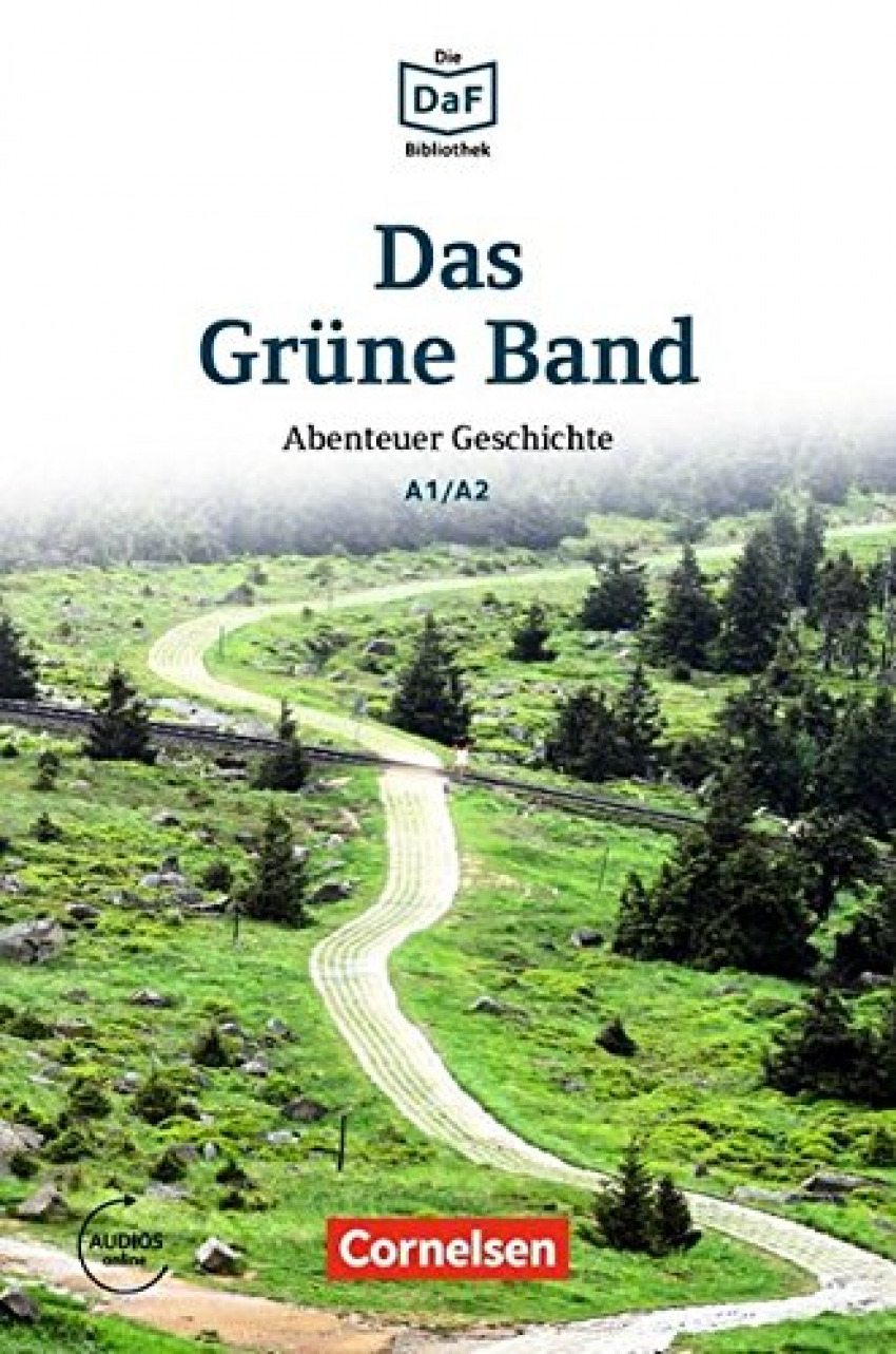DAS GRUNE BAND:SPURENSUCHE IN GOTTINGEN. A2/B1 (+AUDIO ONL)