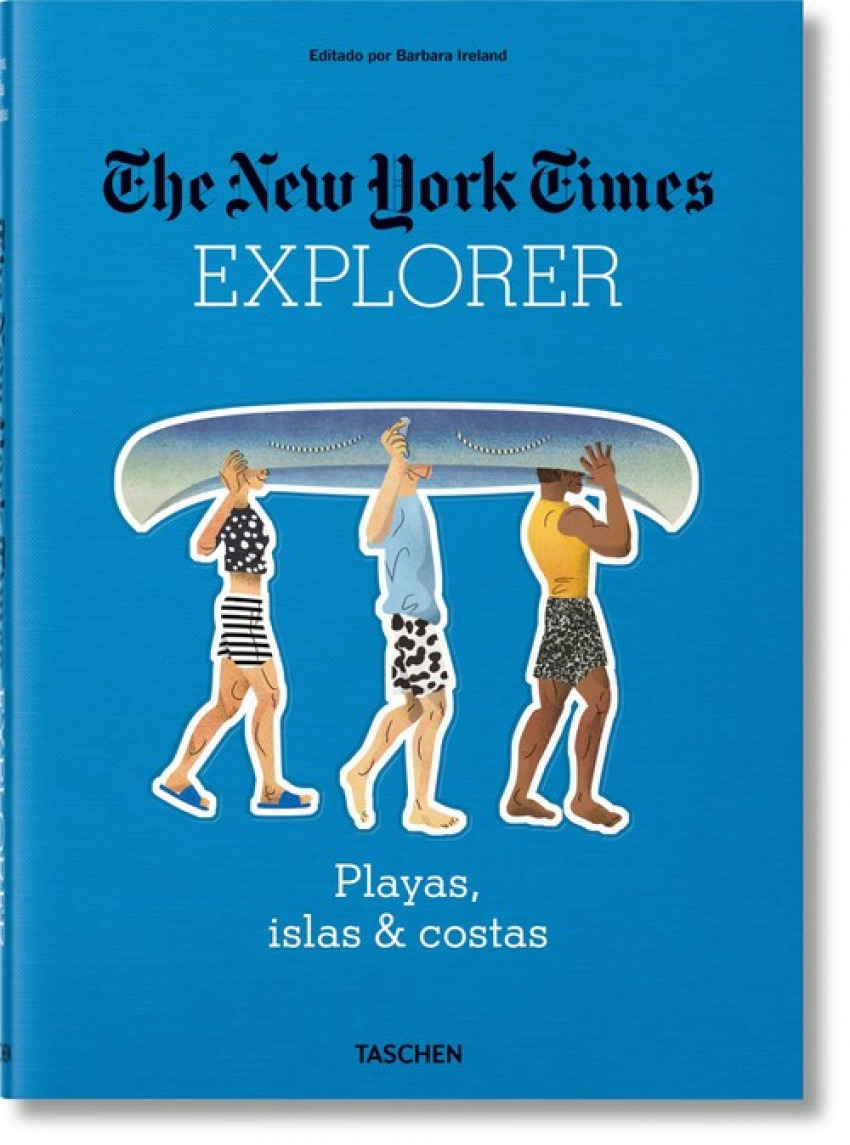 NEW YORK TIMES EXPLORER PLAYAS, ISLAS & COSTAS