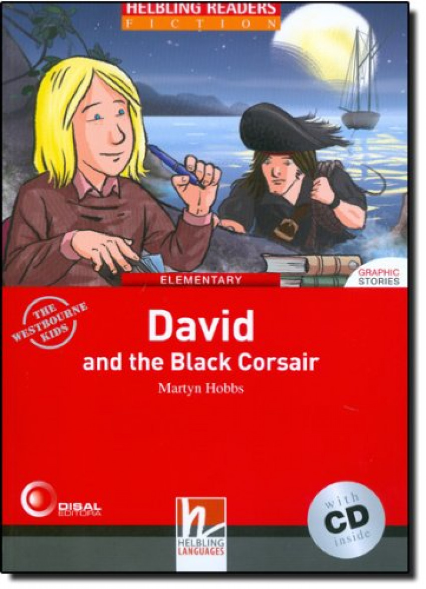 DAVID & THE BLACK CORSAIR (+CD)