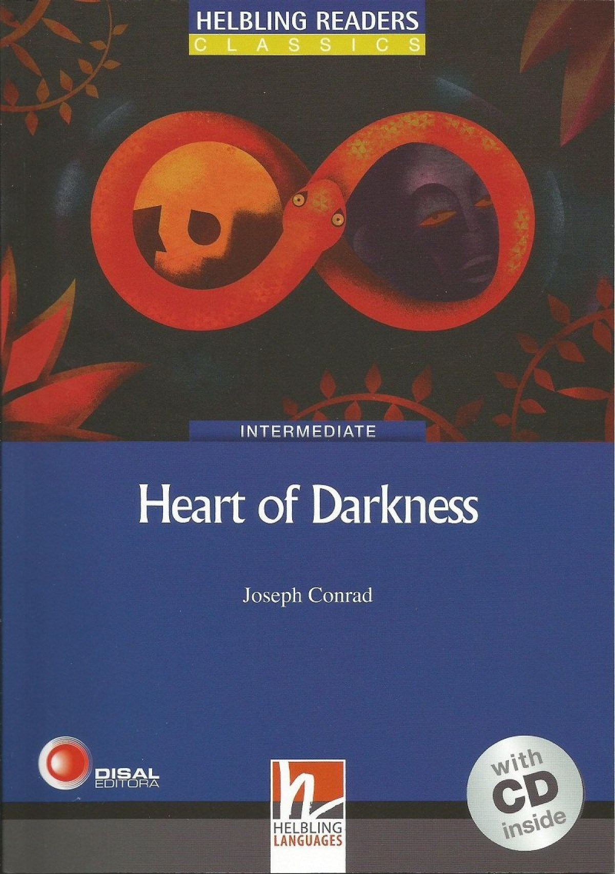 HEART OF DARKNESS +CD LEVEL 5