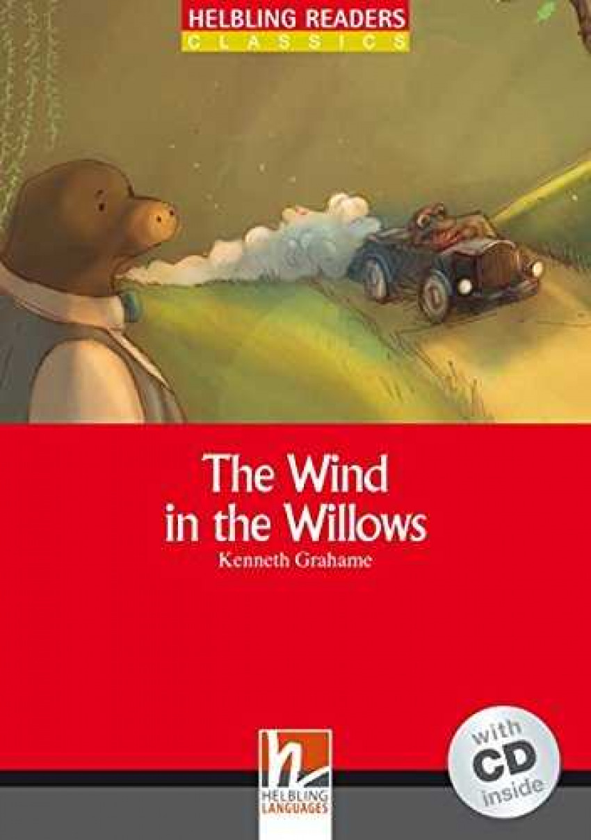 THE WIND IN THE WILLOWS +CD