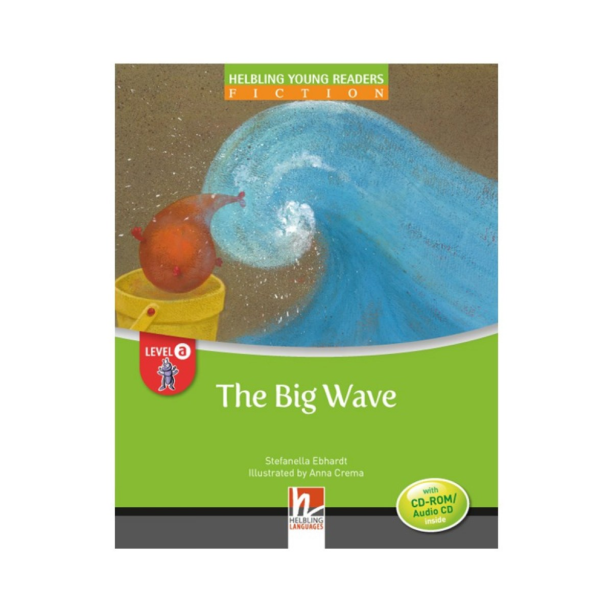 THE BIG WAVE +CD LEVEL A