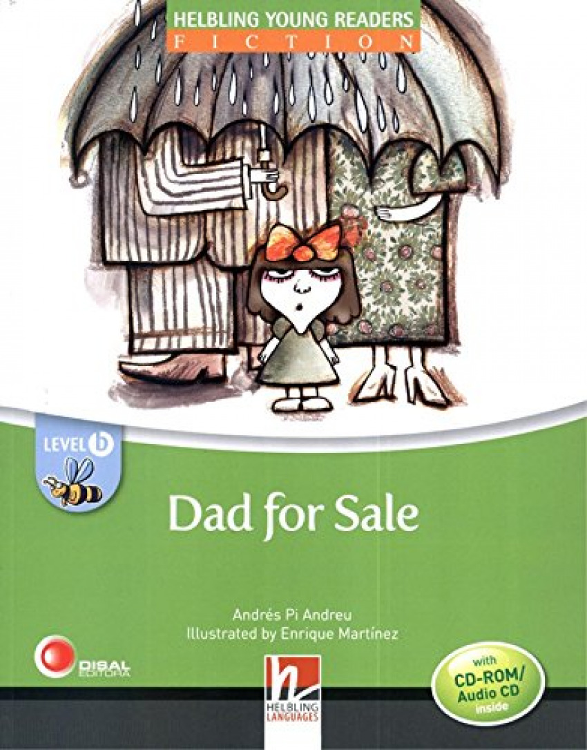 DAD FOR SALE +CD. LEVEL B