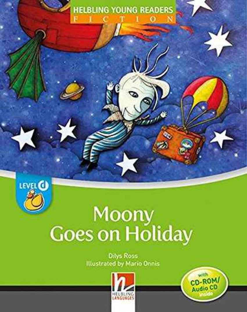 MOONY GOES ON HOLIDAY