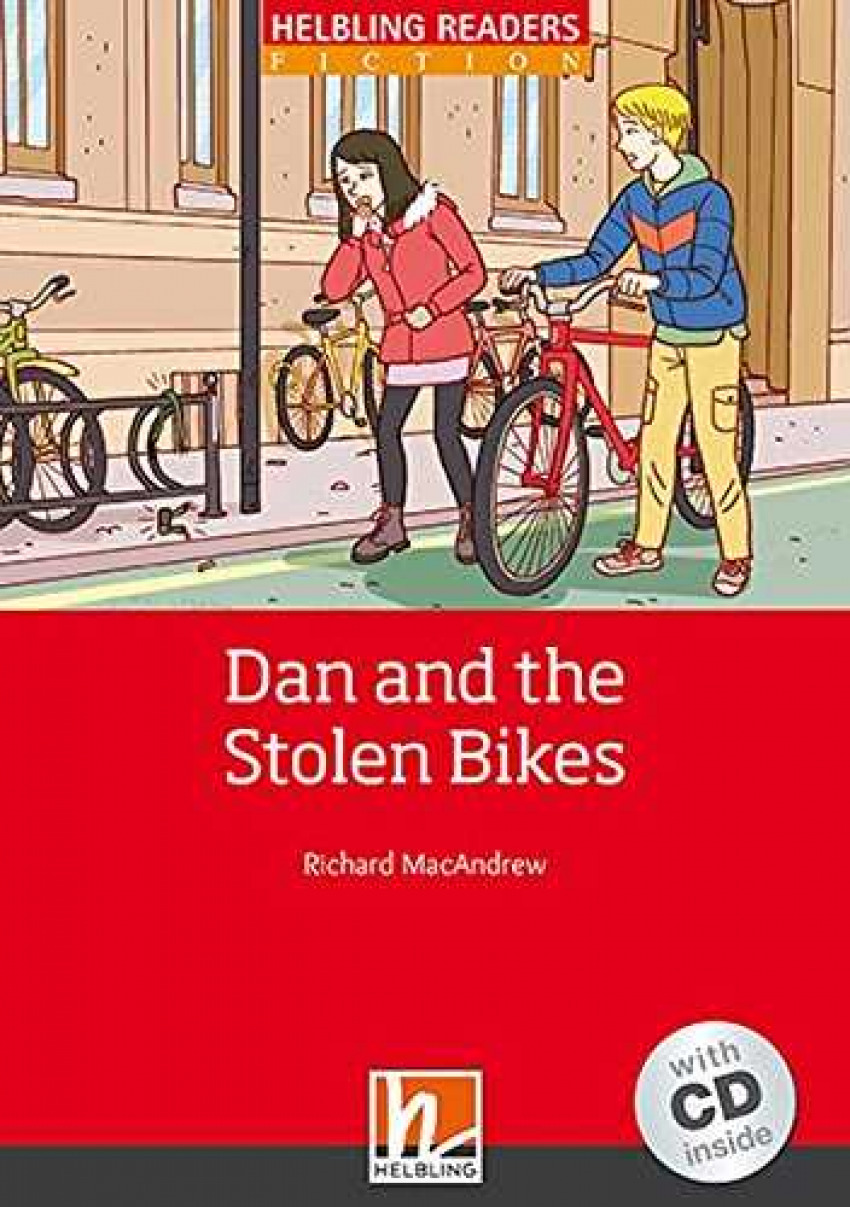 DAN AND THE STOLEN BIKES