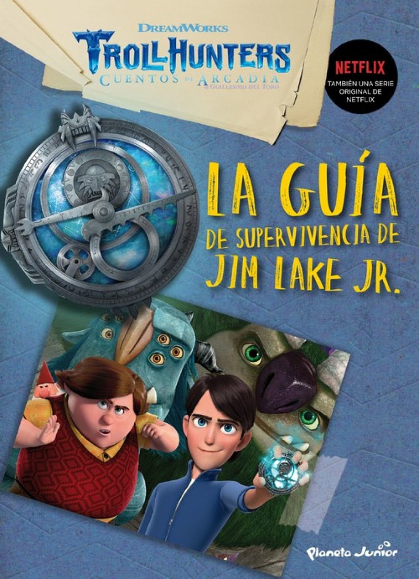 GUÍA DE SUPERVIVENCIA DE JIM LAKE JR