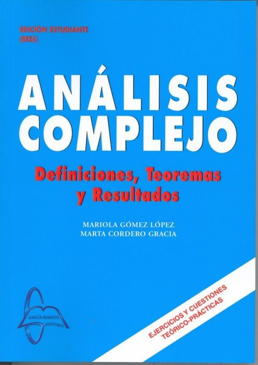 ANALISIS COMPLEJO