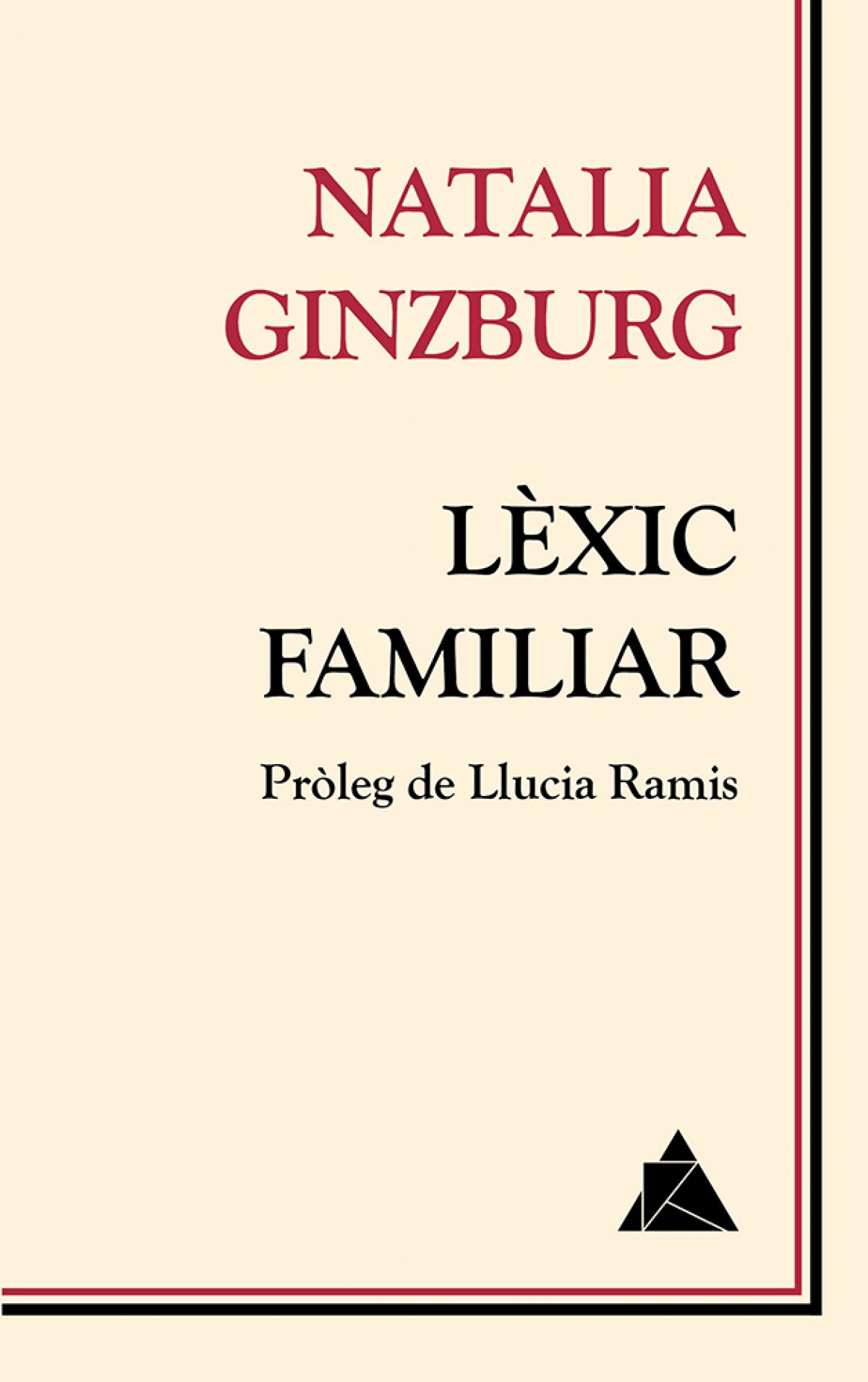 LEXIC FAMILIAR