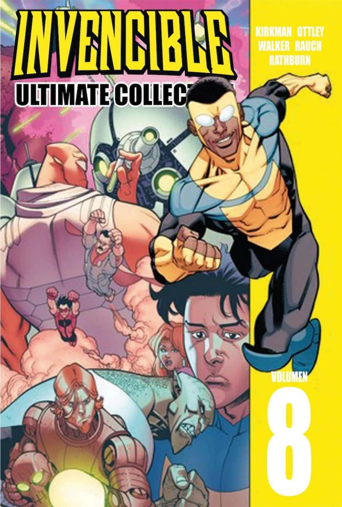 INVENCIBLE ULTIMATE 8