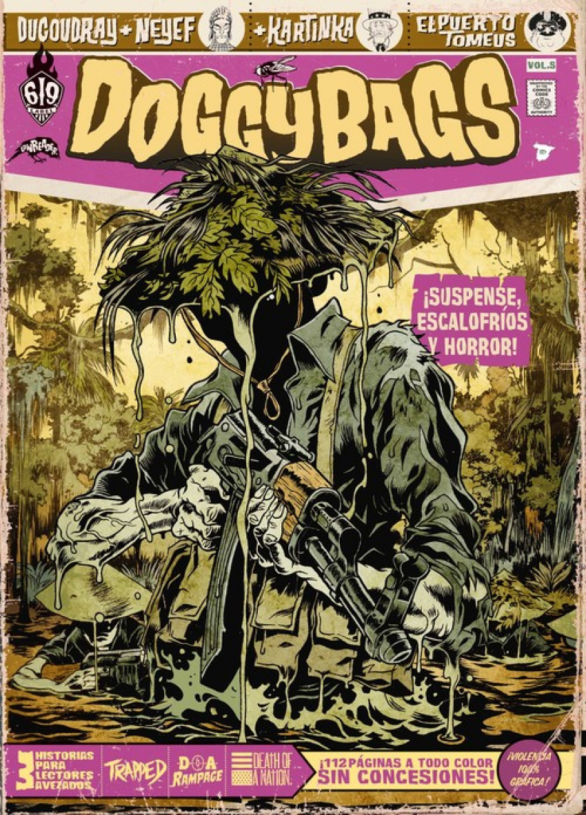 DOGGY BAGS 5