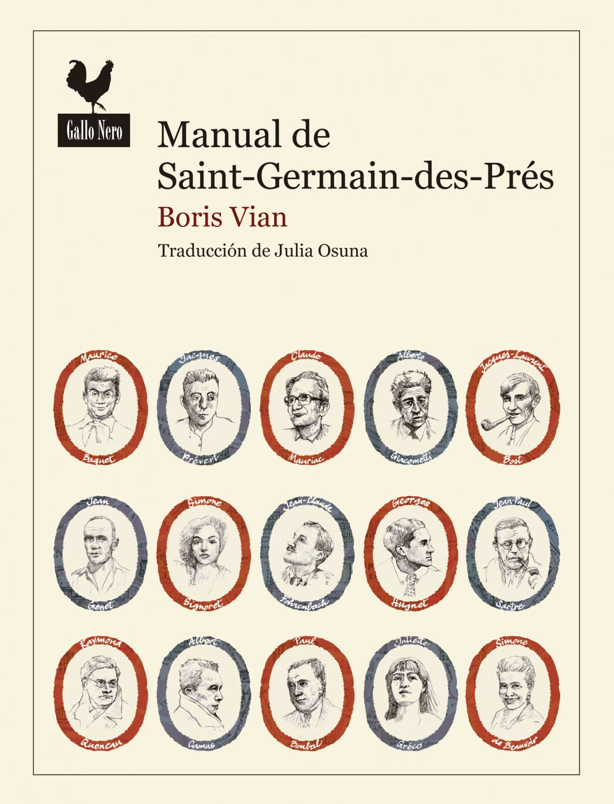 MANUAL DE SAINT-GERMAIN-DES-PR�S