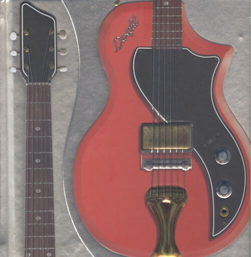 GUITARS DWIGHT VALCO SUPRO