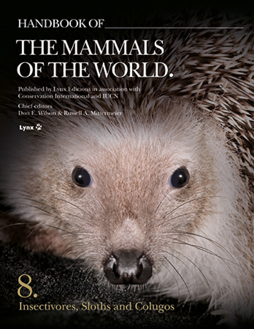 HANDBOOK OF THE MAMMALS OF THE WORLD